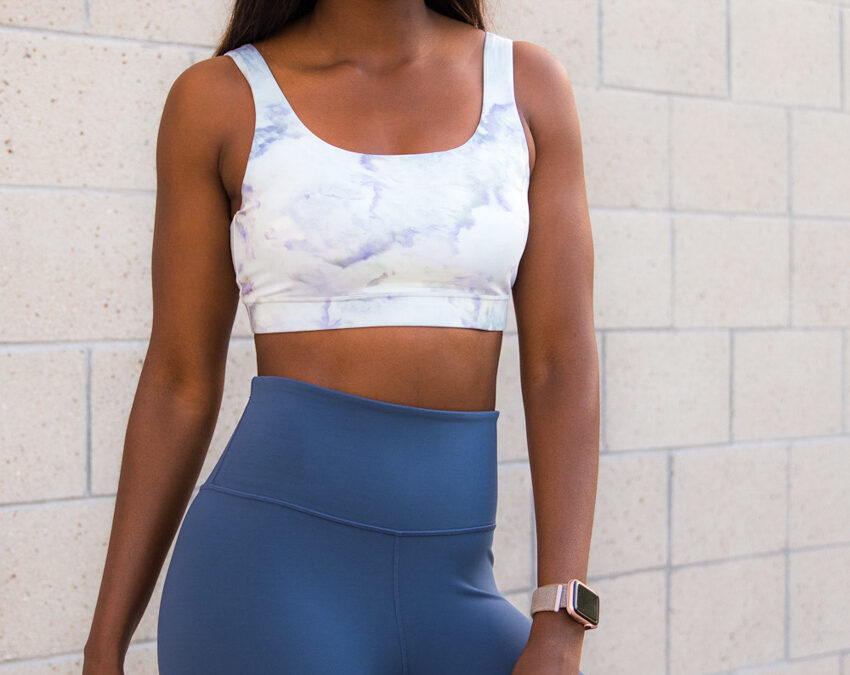 Athleta sports bra sizing review